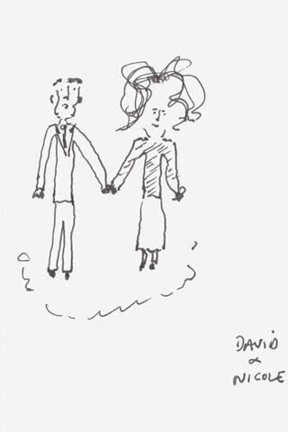 David e Nicole Farhi