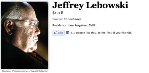 #15: Jeffrey Lebowski, O Grande Lebowski