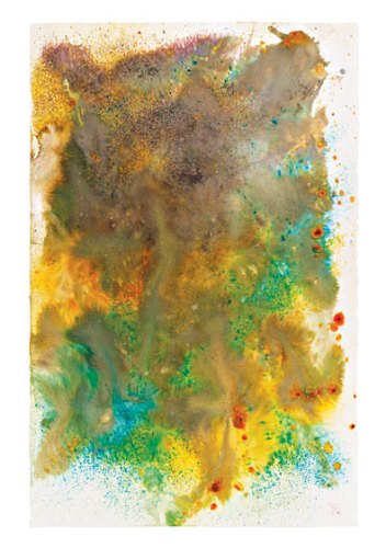 David Hammons, Untitled (Kool-Aid)