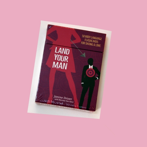 "6. Jogo ""Land Your Man"""
